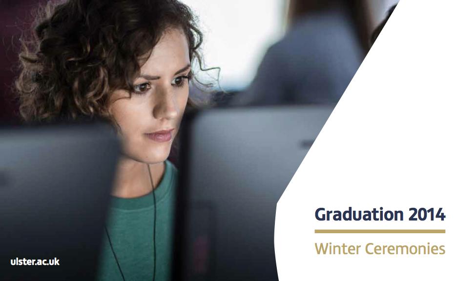 Download the Graduation 2014 Winter Ceremonies