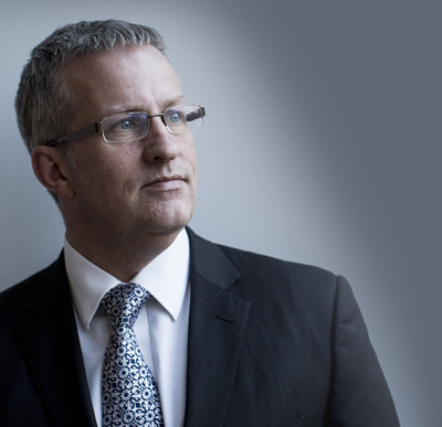 Vice-Chancellor Paddy Nixon