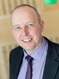 Stephen McClean - Associate Head of School of Biomedical Sciences
