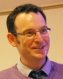 Christopher Nugent - Head of School of Computing & Mathematics