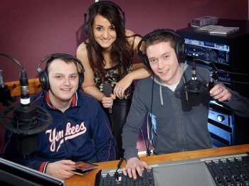 Ulster Students Unveil Radio Station