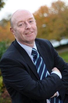 Colin Smyth, School of the Built Environment, who has been appointed to the UK Quantity Surveying and Construction Professional Group Board
