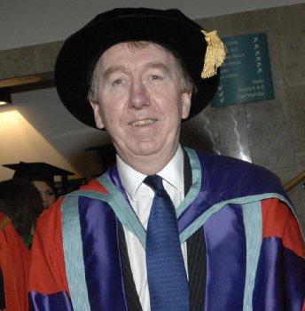 Professor John Gillespie