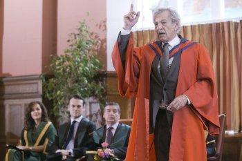 Doctor Sir Ian McKellen