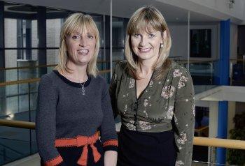 Dr Sonja McIlfatrick and Dr Donna Fitzsimons